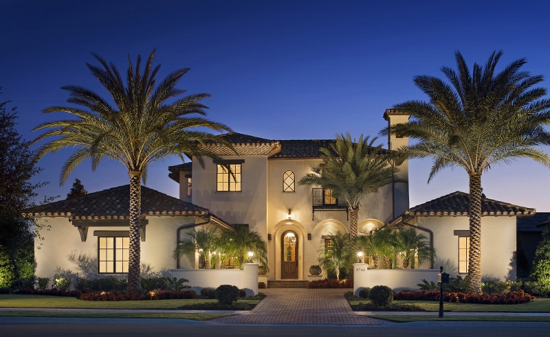 A Limited Collection Of Luxury, Single-Family Custom Homes And Homesites